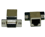DB9 female to RJ45 Adapter