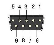Nul Modem 9 pin Female