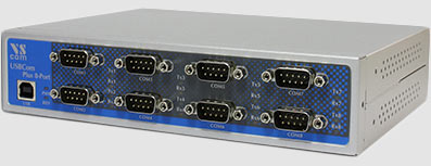 Ethernet to serial